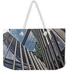 Trylon Towers Weekender Tote Bag