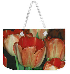 Tulip 1 Weekender Tote Bag by Andy Shomock