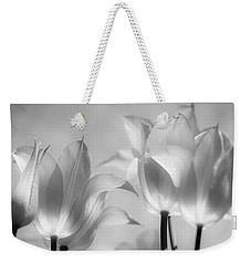 Tulips Glow Weekender Tote Bag by Michelle Joseph-Long