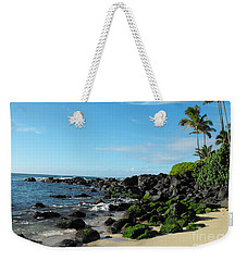 Turtle Beach Oahu Hawaii Weekender Tote Bag