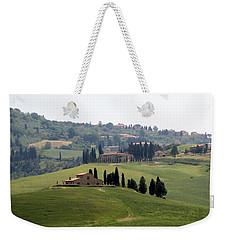 Tuscany Weekender Tote Bag by Carla Parris