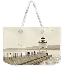 Two Harbors Weekender Tote Bag
