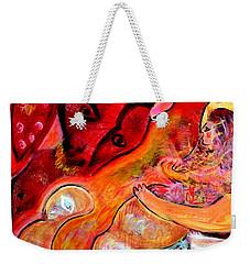 Universality Weekender Tote Bag