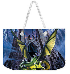Unleashed Weekender Tote Bag by The Dragon Chronicles