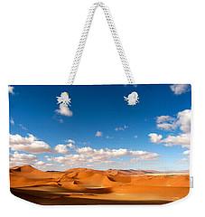 Untouched Weekender Tote Bag