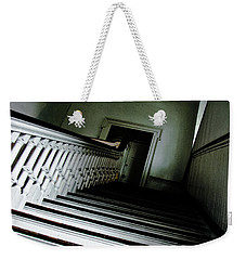 Upstairs Weekender Tote Bag
