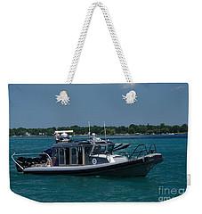 U.s. Customs Border Protection Weekender Tote Bag