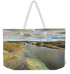 Valley Stream Weekender Tote Bag