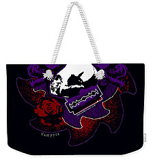 Vampyre  Weekender Tote Bag by Tony Koehl