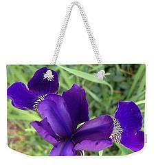 Velvet Royale Weekender Tote Bag