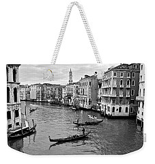Weekender Tote Bag featuring the photograph Venezia by Eric Tressler