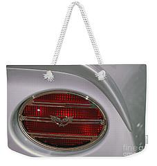 Vette Taillight Weekender Tote Bag