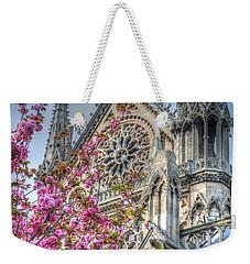 Vibrant Cathedral Weekender Tote Bag