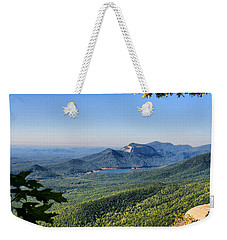 View From Caesar's Head Weekender Tote Bag by Lynne Jenkins