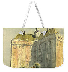 Villa Riviera Another View Weekender Tote Bag