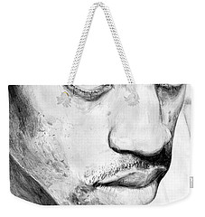 Vince Carter Weekender Tote Bag by Tamir Barkan
