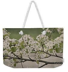 Vintage Spring Weekender Tote Bag