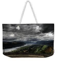 Vista House View Weekender Tote Bag