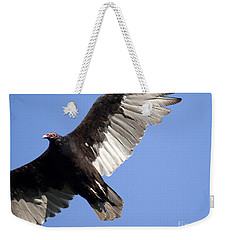 Vulture Weekender Tote Bag by Jeannette Hunt