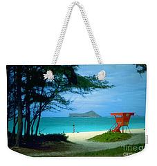 Waimanalo Weekender Tote Bag