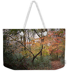 Walk Of Change Weekender Tote Bag by David Troxel
