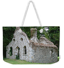 Weekender Tote Bag featuring the photograph Walls For The Winds by Charlie and Norma Brock