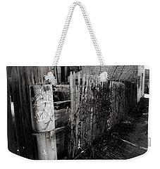 Wanderers Weekender Tote Bag by Jessica Brawley