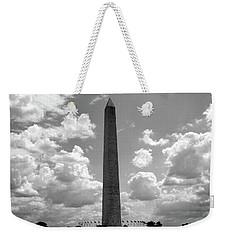 Washington Landmark Weekender Tote Bag