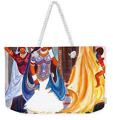 Water Belles Weekender Tote Bag