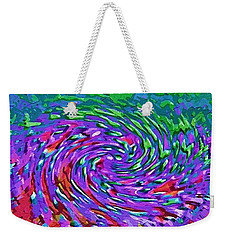 Waterspout Weekender Tote Bag by Alec Drake