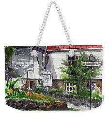 Wetheredsville Street Weekender Tote Bag