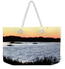 Weekender Tote Bag featuring the photograph Wetland by Henrik Lehnerer