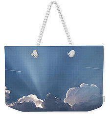 What A Light Show Weekender Tote Bag