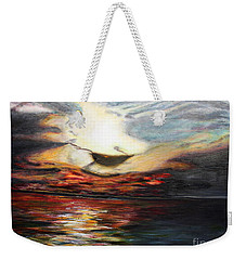 What Dreams May Come.. Weekender Tote Bag by Jolanta Anna Karolska