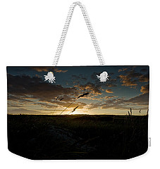 Wheat Fields  Weekender Tote Bag