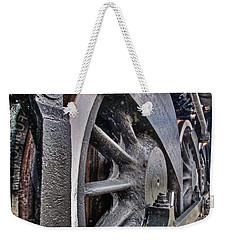 Wheels Of Steel Weekender Tote Bag