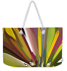 When Spring Turns To Fall Weekender Tote Bag by Alec Drake