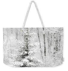 Whispers The Snow Weekender Tote Bag