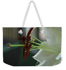 White Tiger Lily II Weekender Tote Bag