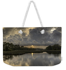Wicked Morning Weekender Tote Bag by David Troxel