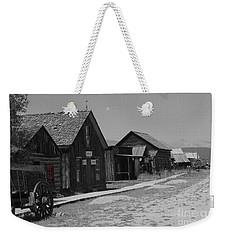 Weekender Tote Bag featuring the photograph Wild Wild West by Deniece Platt