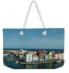Willemstad Curacao Weekender Tote Bag