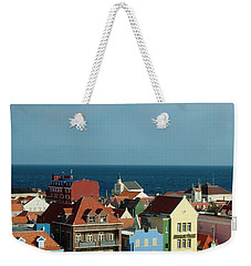 Williemstad Curacoa Weekender Tote Bag