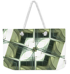 Window Mathematical 2 Weekender Tote Bag