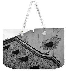 Windowed Wall Weekender Tote Bag