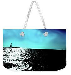 Windsurfing Greece Weekender Tote Bag