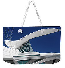 Wings Wide Open Weekender Tote Bag