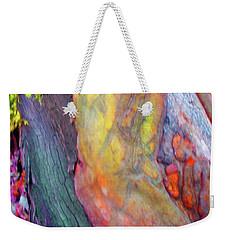 Weekender Tote Bag featuring the digital art Winning Ticket by Richard Laeton