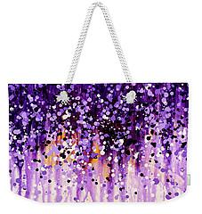 Wisteria Weekender Tote Bag by Kume Bryant