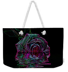 With A Glow Weekender Tote Bag by Doug Long